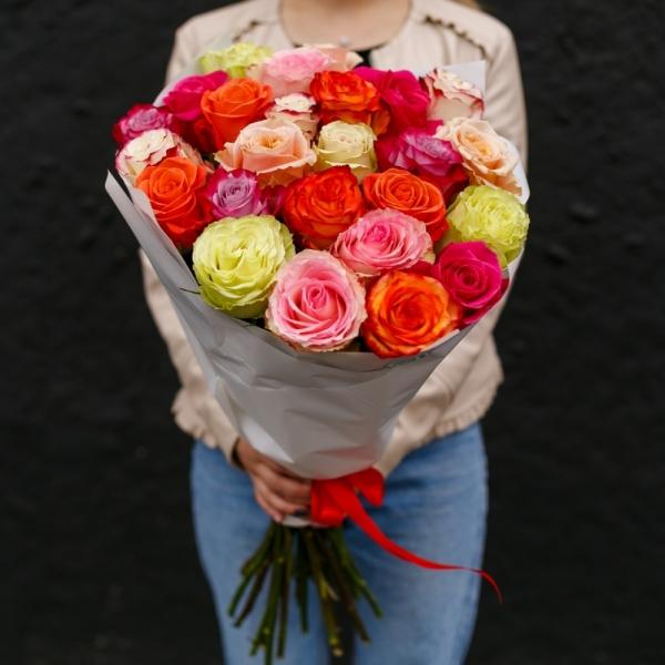 19 роз MIX