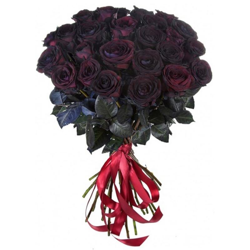 Роза Magic Black