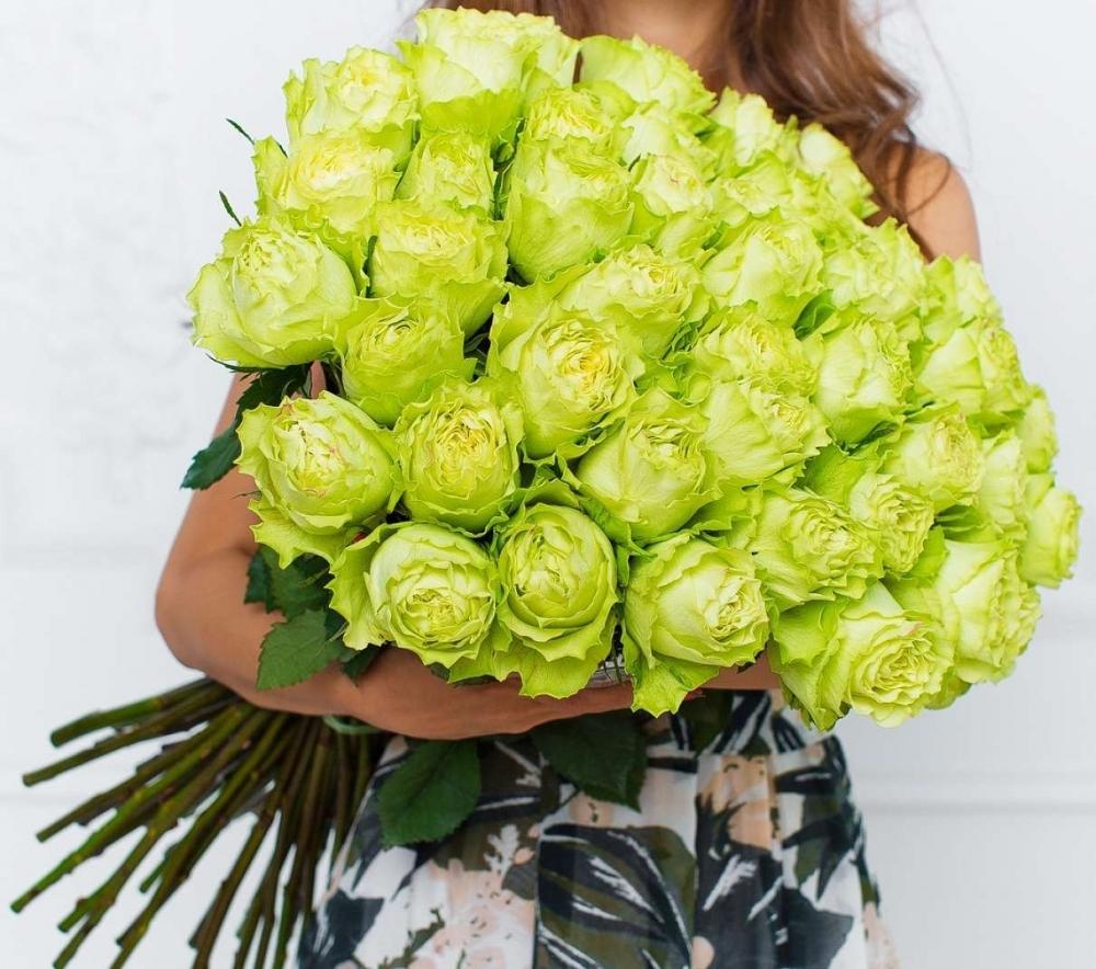 51 роза Лимонада