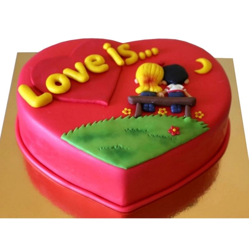 Торт фигурный 3D