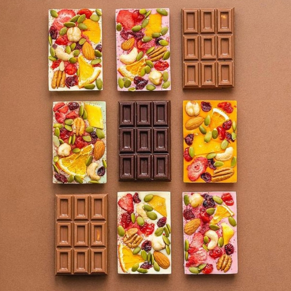 Шоколад Verona Chocolatier MIX